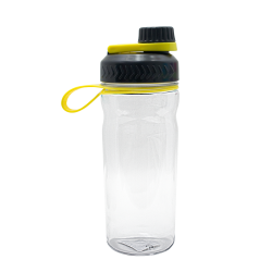 BOTELLA SHAKER 600 ML