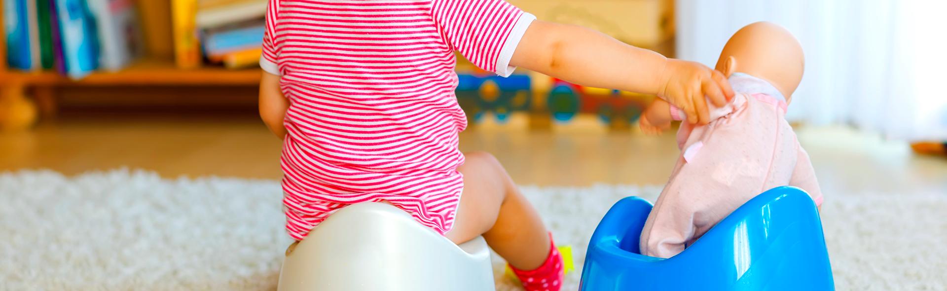 ¿Cómo elegir el bacín para tu niño?