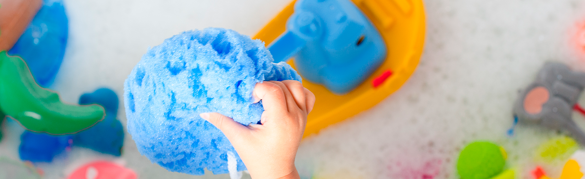¿Cómo limpiar tus juguetes?